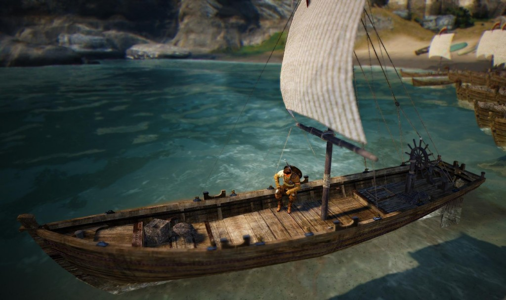 How To Craft Epheria Sailboat